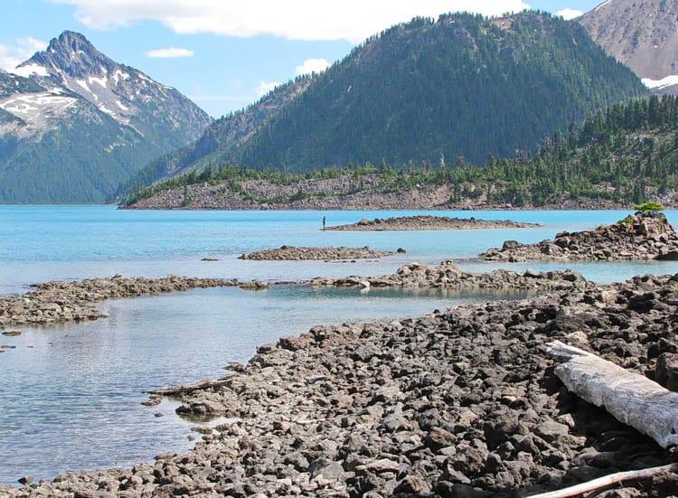 Hiking and Backpacking to Garibaldi Lake, British Columbia