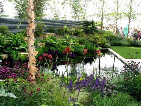 Horticultural Olympics in London in May