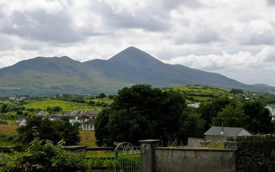 Mountains to Hike: Ireland's Croagh Patrick