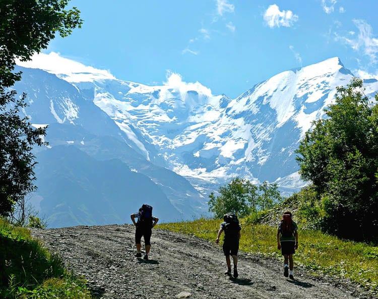 12 of the World's Top Trekking Destinations