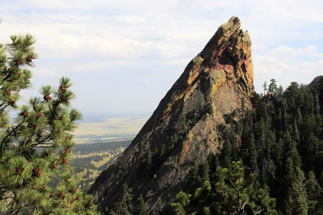 My Favorite Hike in Boulder, Colorado – Between the Flatirons