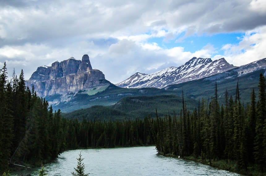 Canada S Most Scenic Drive Banff To Jasper Alberta