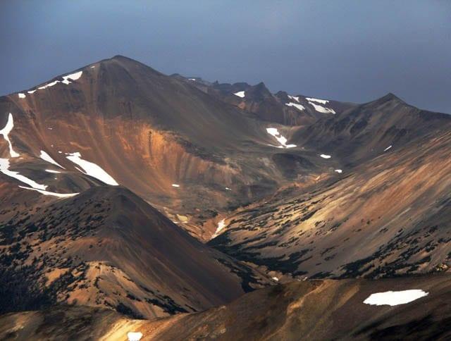 Gobsmacked by the Rainbow Range in Tweedsmuir Provincial Park