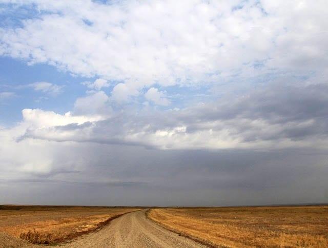Photos of Grasslands National Park in Saskatchewan