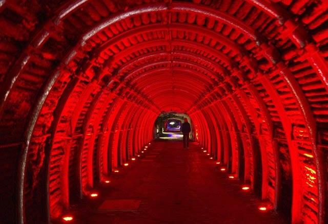 A Trip to the Zipaquira Salt Mine – aka The Underground Salt Cathedral