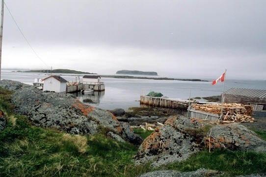 """""""Settlement near L'Anse aux Meadows"""""""