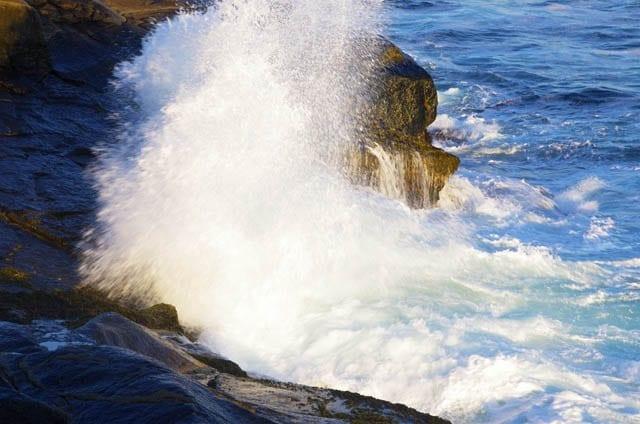 """""""Ocean spray"""""""