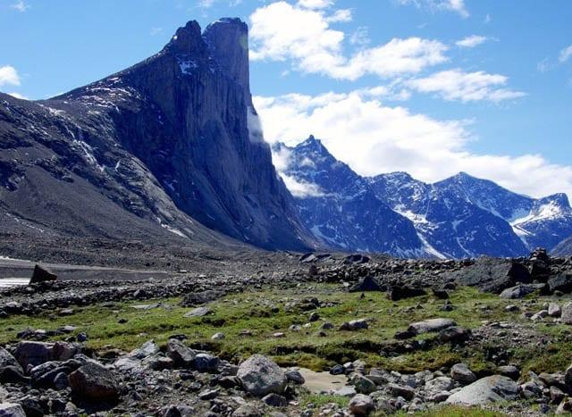 """Mt. Thor"""