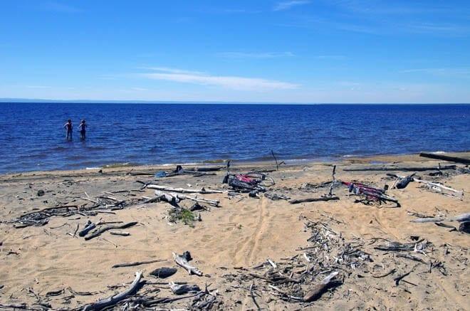 """""""bikes and beaches"""""""
