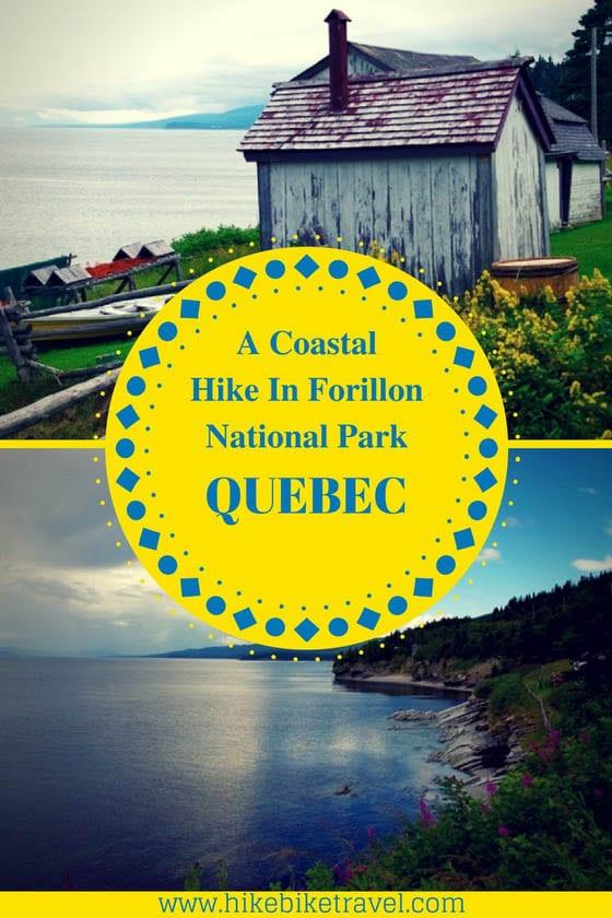 A Coastal Hike in Forillon National Park, Quebec