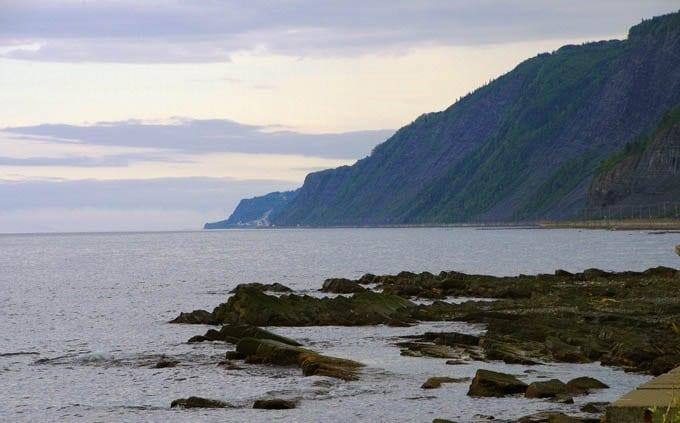 Photo Essay: Driving Quebec's Gaspe Peninsula