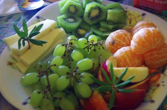 """""""Morning fruit plate"""""""