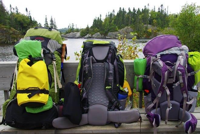 Worksheet. Hiking the Coastal Trail in Pukaskwa National Park Part I