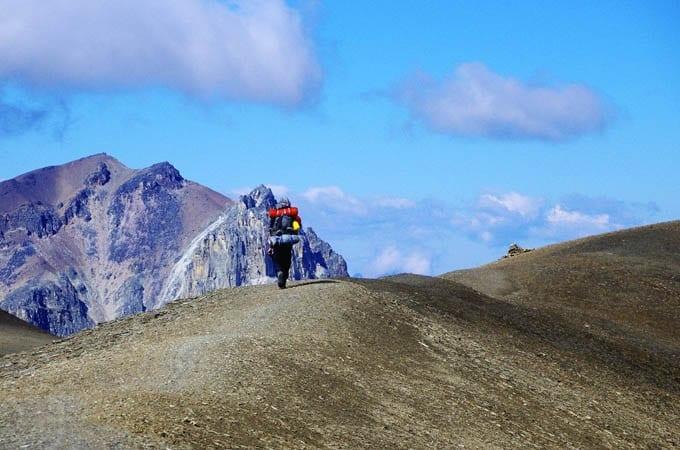 """""""Mt. Tekarra is straight ahead"""""""
