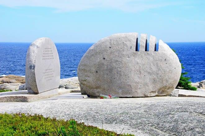 """""""Swiss Air Memorial for Flight 111"""""""
