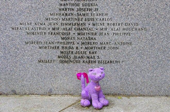 """""""Another Swiss Air Flight 111 Memorial"""""""