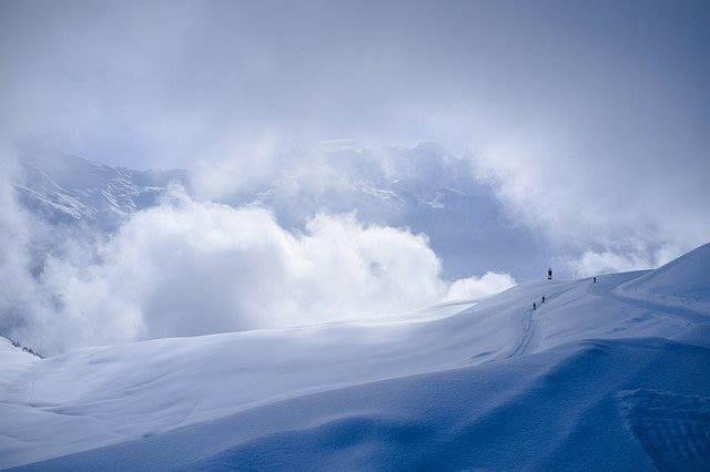 """Verbier in the clouds"""
