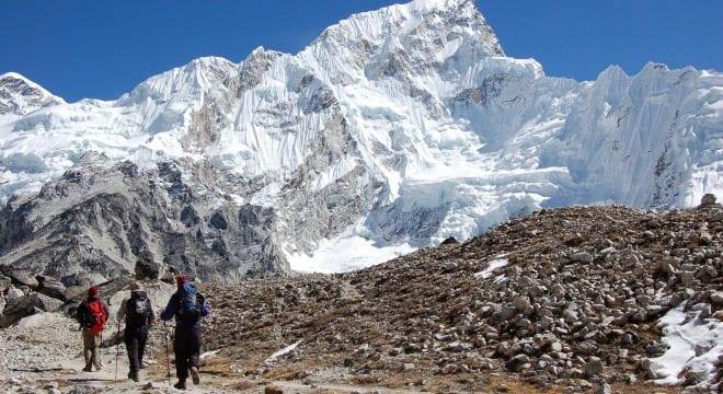 """""""Everest Base Camp"""""""