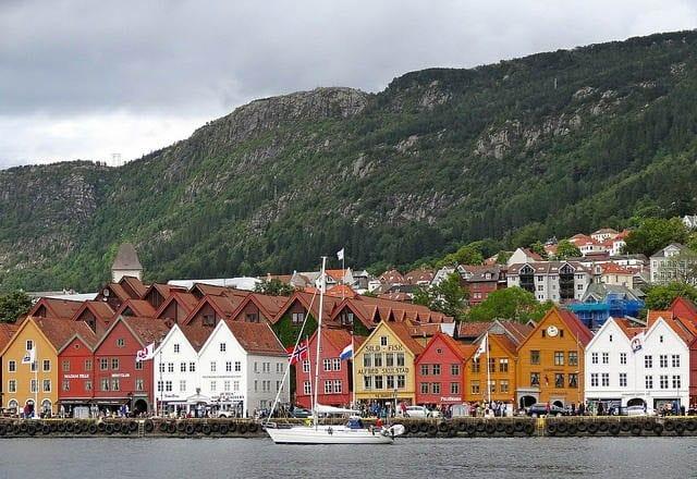 """Bryggen, Bergen"""