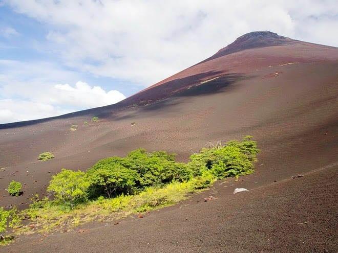 """""""Momotombo Volcano in Nicaragua"""""""