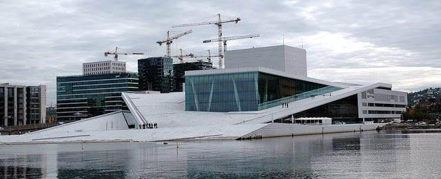 """Oslo Opera House"""