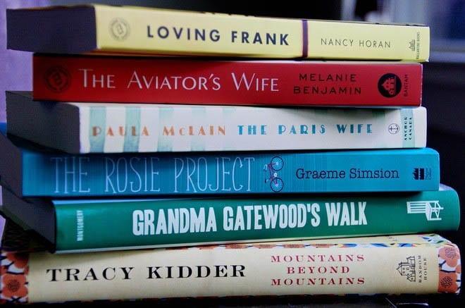 """""""7 books for summer reading"""""""