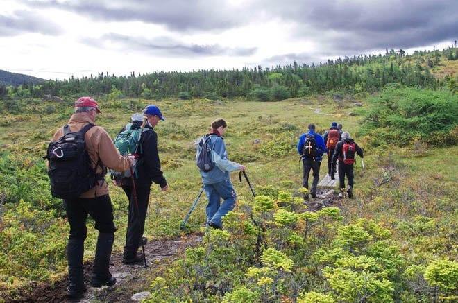 """Hiking the East Coast Trail in Newfoundland"""