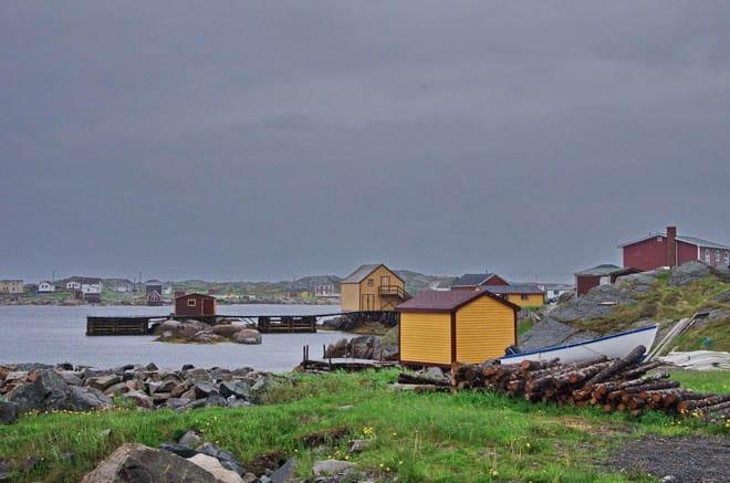 """""""Quaint & colourful fisherman's villages"""""""