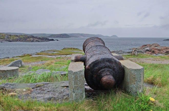 """""""Canon on Fogo Island"""""""