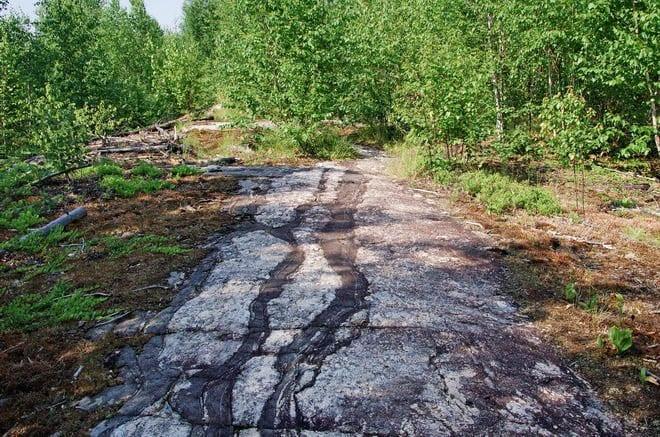 """""""Nut Point Trail, La Ronge Provincial Park"""""""