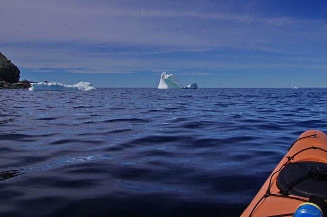"""""""Iceberg Alley is straight ahead"""""""