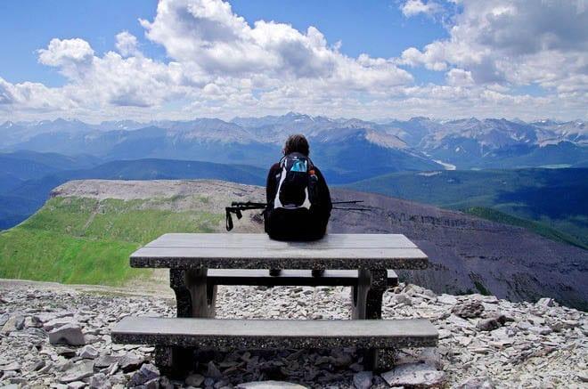 """""""Summit of Moose Mountain"""""""