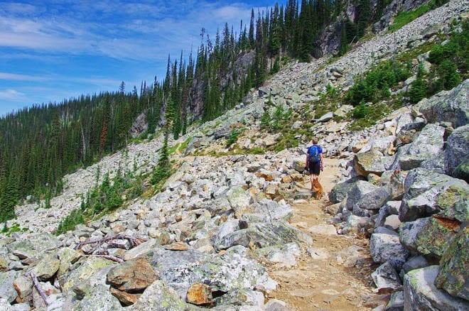 """Hiking to Eva Lake, Mount Revelstoke National Park"""