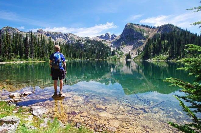 """""""Eva Lake, Mount Revelstoke National Park"""""""
