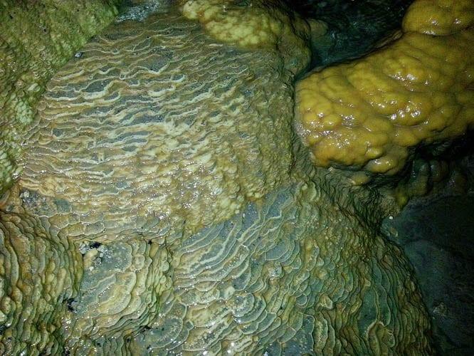 More underground beauty - Rat's Nest Cave, Alberta