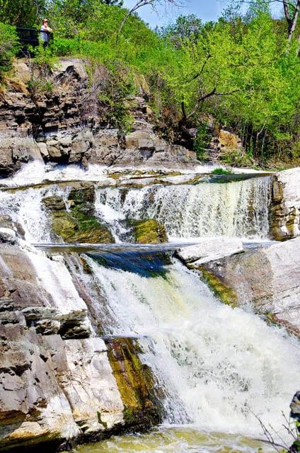 Hogsback Falls in Ottawa