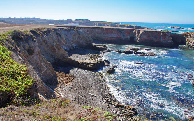 More coastal loveliness - Stornetta Lands, California