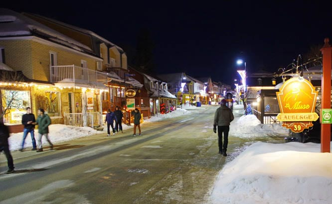 • An Easy Escape to Beautiful Baie St. Paul in the Charlevoix Region