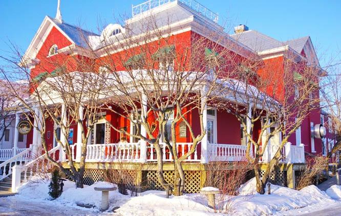 Hotel La Grande Maison Baie St Paul