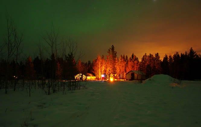 Bonanza in the Sky: Yukon's Astonishing Aurora Borealis