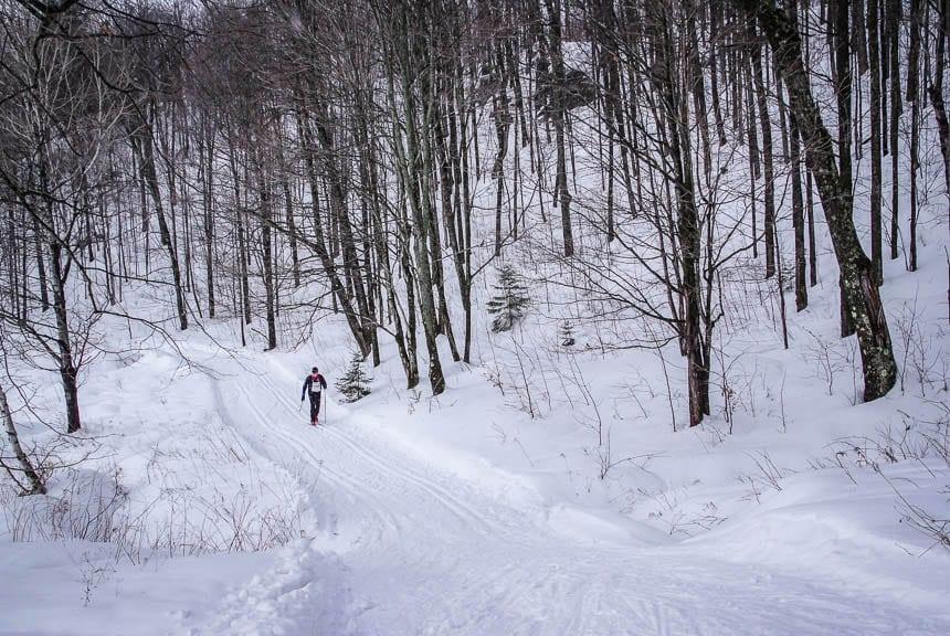 Why You'll be Happy you Skied in the Canada Ski Marathon