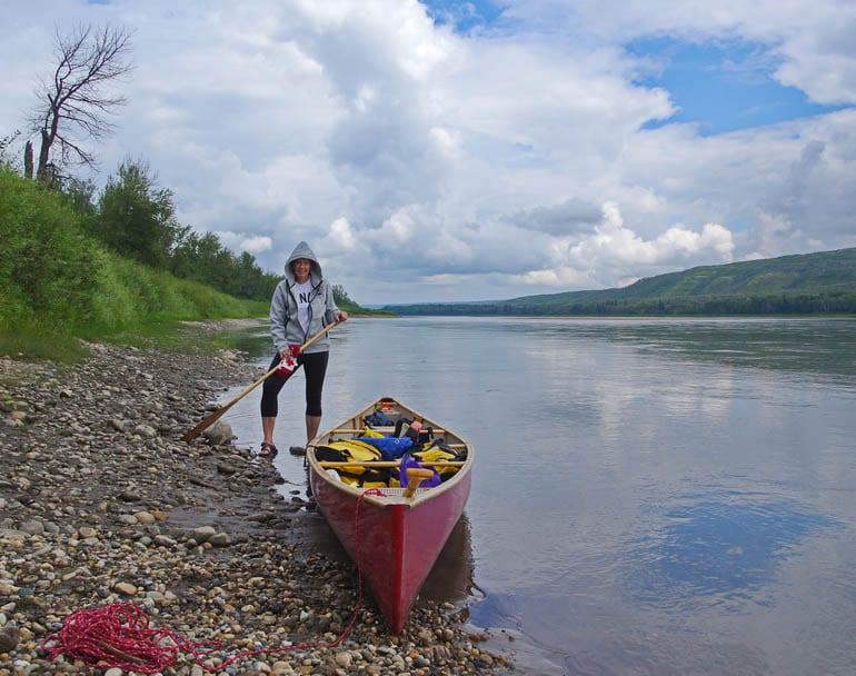 Paddling the Peace: A Fabulous Alberta Adventure