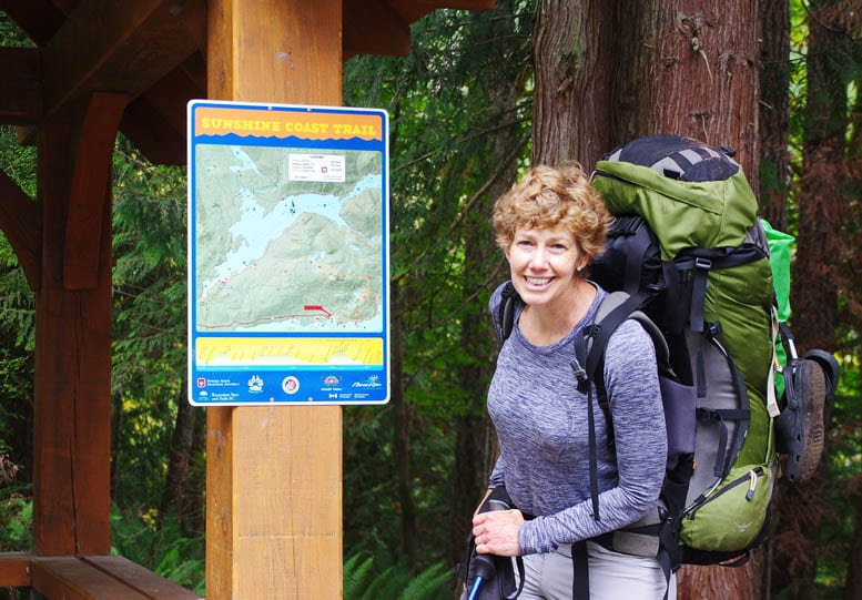 Backpacking the Sunshine Coast Trail: Mt. Troubridge to Saltery Bay