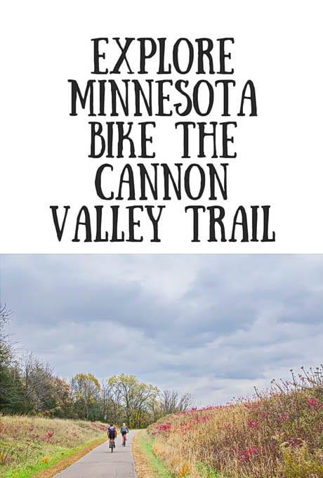 Explore Minnesota: Biking the Cannon Valley Trail