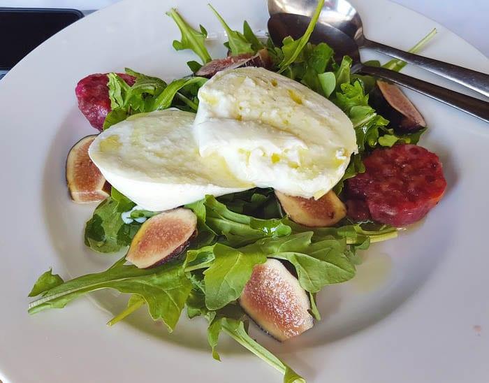 Lunch at Villi Conti