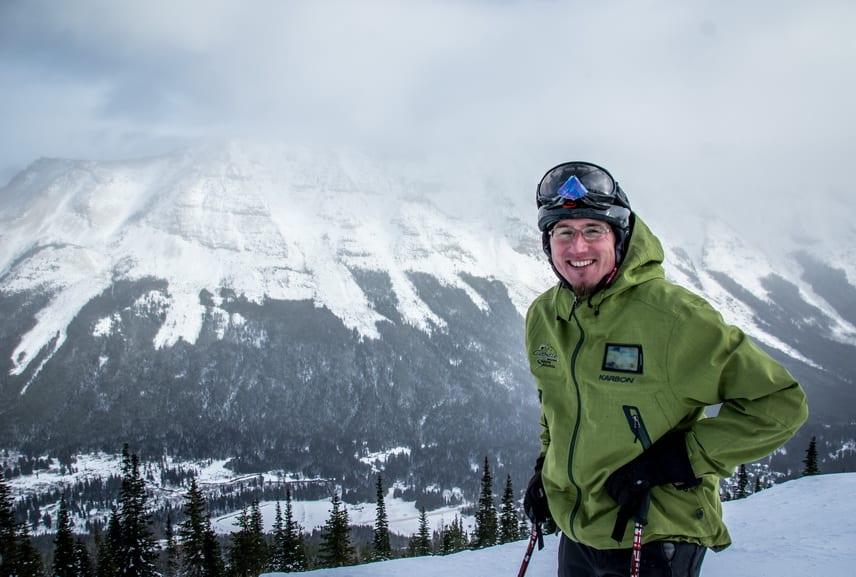 The Castle Mountain - Pass Powderkeg Skiing Experience in 19 Photos