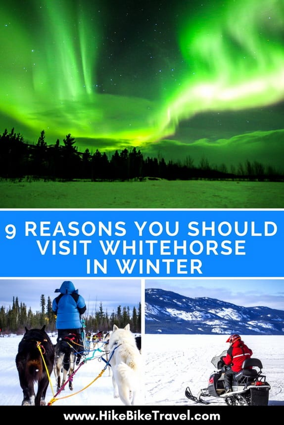 9 Reasons why you Should Visit Whitehorse in Winter