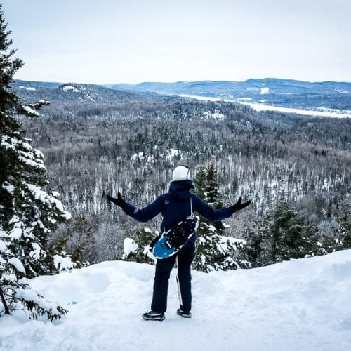 5 of the Best Winter Activities in La Mauricie National Park