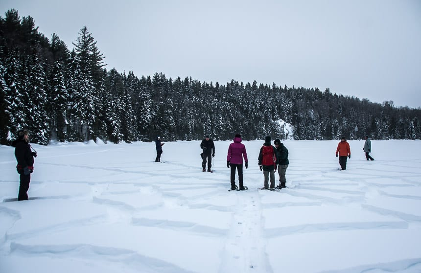 The Secret to Having Fun in Winter: Visit La Mauricie National Park
