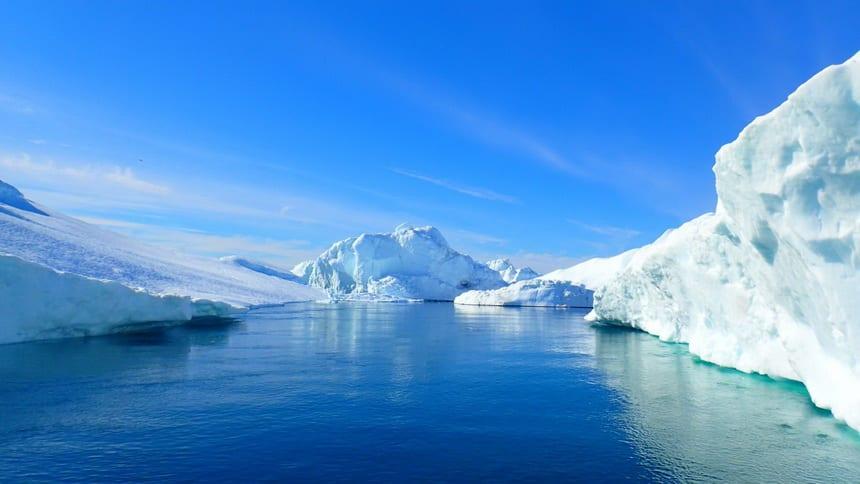 Extreme Arctic Adventure! Sailing Around the top of North America